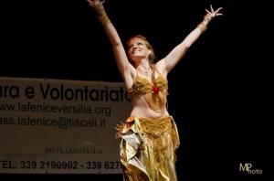 Renata Bandelloni danza del ventre