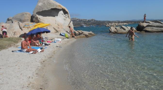 11 luglio 2016 – La Maddalena: Testa del Polpo, isola di Giardinelli