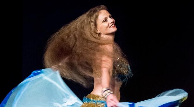 Open day alla Fenix con Danza del ventre. 1 Settembre 2016, Le Bocchette, LU