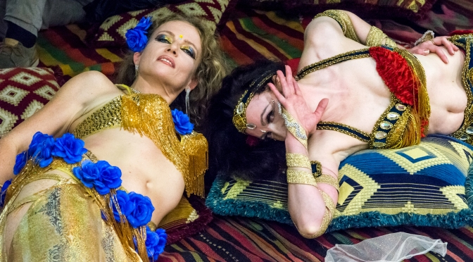Il Duo ReA e le magie d'Oriente. Festival dell'Oriente di Carrara, edizione 2016